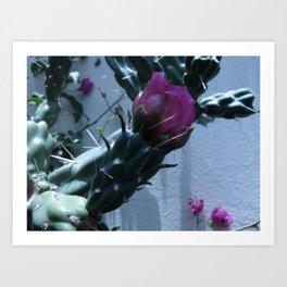 Flowers #6 Art Print