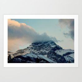 One Rocky Mountain Art Print