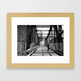 Bostonian Framed Art Print