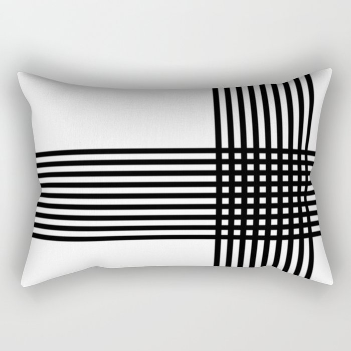 krizanje v.2 Rectangular Pillow