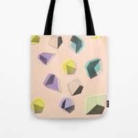 play Tote Bags featuring Play  by Leandro Pita