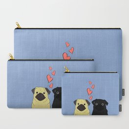 Pantone Pugs Carry-All Pouch