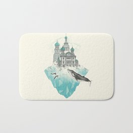 st peters-burg Bath Mat