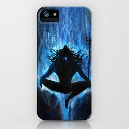 SINGULARITY iPhone Case