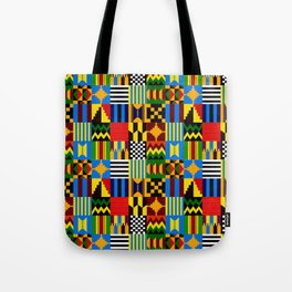 KENTE PLAY Tote Bag
