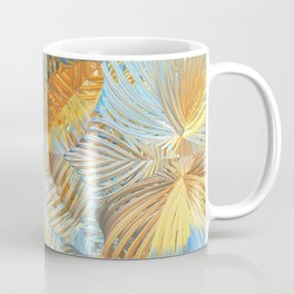 Abstract Garden Coffee Mug