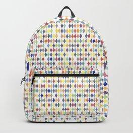 Color harlekin Backpack