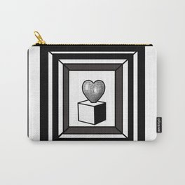 heart maze . Carry-All Pouch