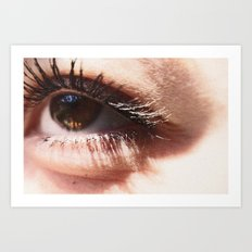 I Can See You Art Print