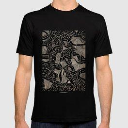 - cosmophobic cow - T-shirt
