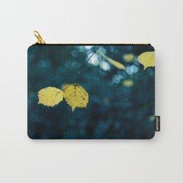 Last Autumn Days Carry-All Pouch