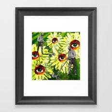 Allergic 2 Framed Art Print