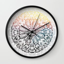 Inner Truth Wall Clock