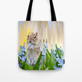 The End of Spring Tote Bag