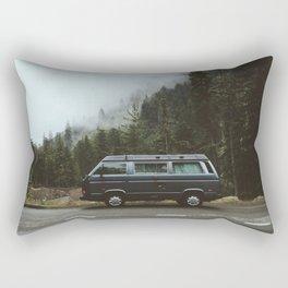 Northwest Van Rectangular Pillow