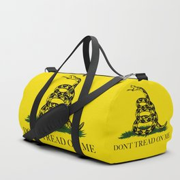 Gadsden Don't Tread On Me Flag, High Quality Duffle Bag