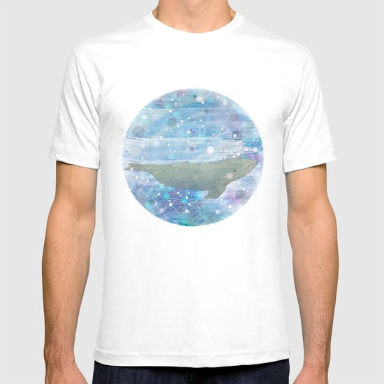 Illustration Friday: Round T-shirt