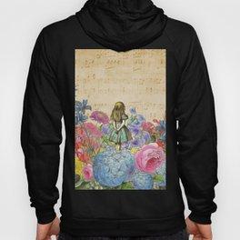 Wonderland Magical Garden - Alice In Wonderland Hoody
