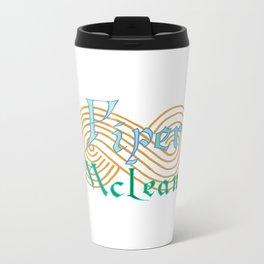 Piper McLean Metal Travel Mug