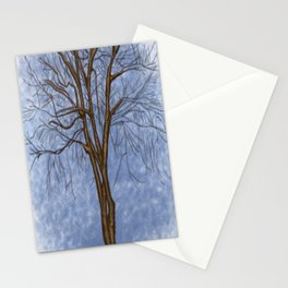 The Twisted Tree Stationery Cards