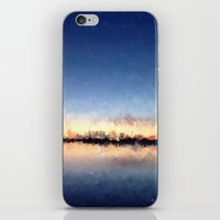 skyline iPhone & iPod Skins featuring Skyline by kelly*n photography