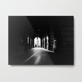 Urban Photograph - Prague, 9. Metal Print