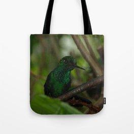 Costa Rican Hummingbird Tote Bag