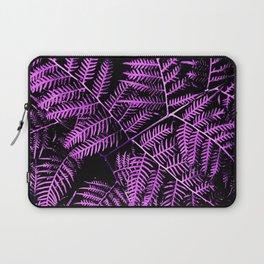 Purple Bracken Laptop Sleeve