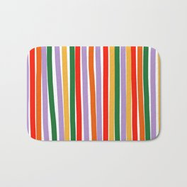 J'y arrive-Getting there- to the sky Bath Mat