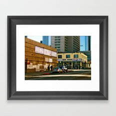 Auto Part & Accessories  Framed Art Print