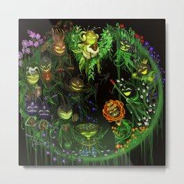 12 ZODIACS - Season - Spring Metal Print