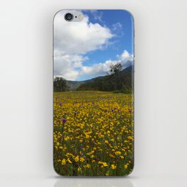 Wine Country Meadow iPhone Skin