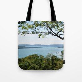 The Glens Tote Bag