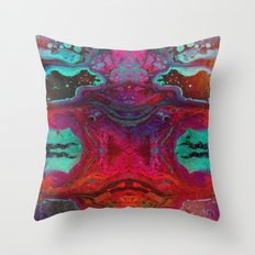 Longing the Migration Throw Pillow