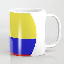 colombia flag Coffee Mug