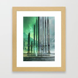 Legacy of Kain: The Pillars Framed Art Print