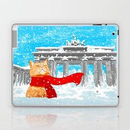 Berlin Snowcat Laptop & iPad Skin