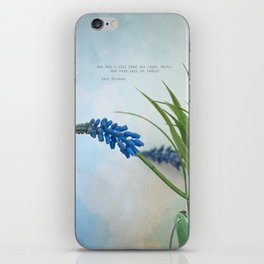 the right words iPhone Skin