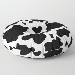 HOLY COW PRINT Floor Pillow