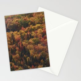 Landscape in Canada - Autumn Stationery Cards