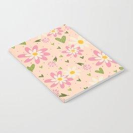 Faye's Flowers Notebook