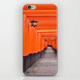 Torii Gates iPhone Skin