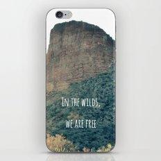 Free iPhone & iPod Skin