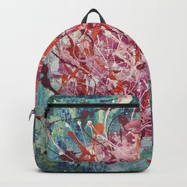 Fire ball Backpack