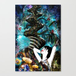 Haruki - Springtime Tree Canvas Print