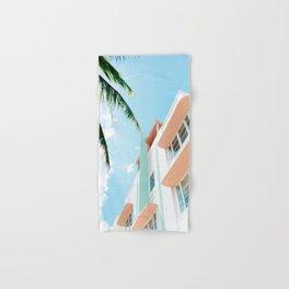 Miami Fresh Summer Day Hand & Bath Towel