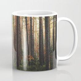 Through The Wood Coffee Mug