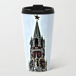 Kremlin Chimes-dramatic Travel Mug
