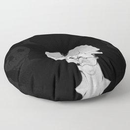 Bone Head Floor Pillow