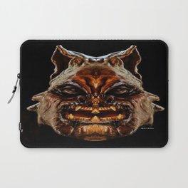 Halloween Mask 01218 Laptop Sleeve